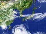 2015年07月09日の気象衛星