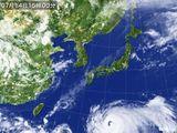気象衛星(2015年07月14日)
