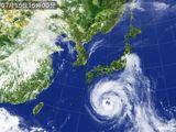 2015年07月15日の気象衛星