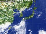 2015年07月20日の気象衛星