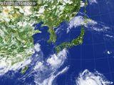 2015年07月21日の気象衛星