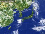 2015年07月26日の気象衛星