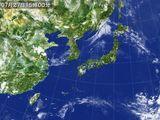 2015年07月27日の気象衛星
