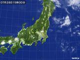 気象衛星(2015年07月28日)