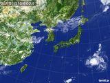 2015年08月01日の気象衛星