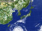 2015年08月06日の気象衛星