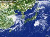 2015年08月10日の気象衛星