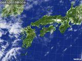 気象衛星(2015年08月10日)