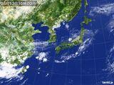 2015年08月13日の気象衛星