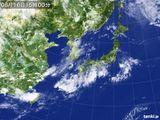 2015年08月16日の気象衛星