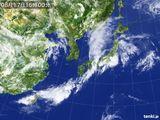 2015年08月17日の気象衛星