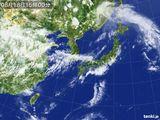 2015年08月18日の気象衛星