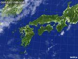 気象衛星(2015年08月23日)