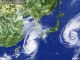 2015年08月24日の気象衛星