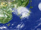 2015年08月25日の気象衛星