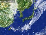2015年09月04日の気象衛星