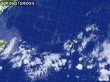 気象衛星(2015年09月04日)