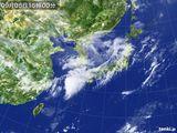 2015年09月05日の気象衛星