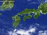 気象衛星(2015年09月28日)