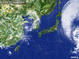 気象衛星(2015年10月07日)