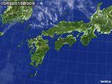 気象衛星(2015年10月26日)