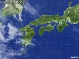 気象衛星(2016年02月11日)
