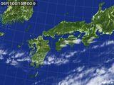 気象衛星(2016年06月10日)