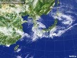 気象衛星(2016年06月20日)