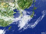 気象衛星(2016年06月27日)