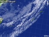 気象衛星(2016年06月30日)
