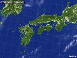 気象衛星(2016年07月28日)