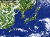 気象衛星(2016年07月30日)