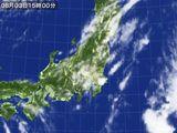 気象衛星(2016年08月03日)