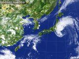 気象衛星(2016年08月08日)