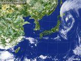 気象衛星(2016年08月09日)