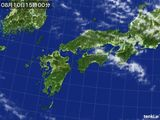 気象衛星(2016年08月10日)