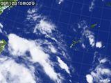 気象衛星(2016年08月12日)