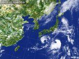 気象衛星(2016年08月21日)