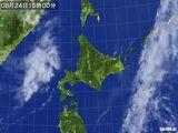 気象衛星(2016年08月24日)