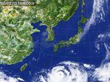 気象衛星(2016年08月27日)