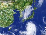 気象衛星(2016年08月28日)