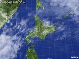 気象衛星(2016年09月04日)