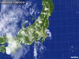 気象衛星(2016年09月05日)
