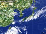 2016年09月13日の気象衛星