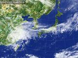 2016年09月15日の気象衛星