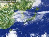 2016年09月16日の気象衛星
