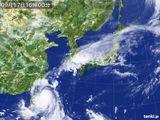 2016年09月17日の気象衛星
