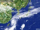 2016年09月18日の気象衛星