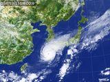 2016年09月19日の気象衛星
