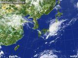 2016年09月24日の気象衛星